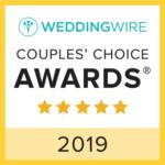 2019 WeddingWire Award