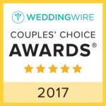 2017 WeddingWire Award