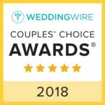 2018 WeddingWire Award
